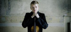 Pekka Kuusisto with Seattle Symphony @ Benaroya Hall