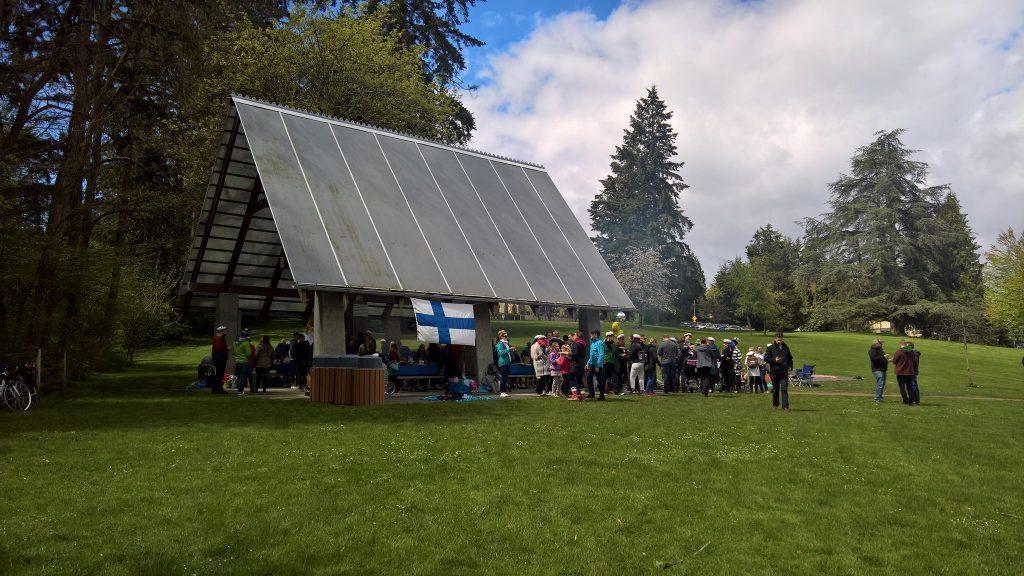 Wappu piknik @ Idlywood Beach Park | Redmond | Washington | United States