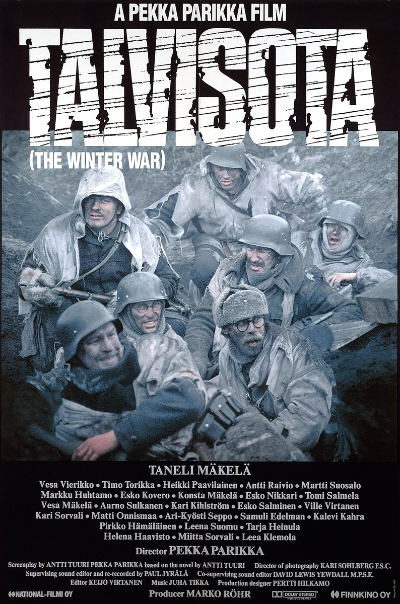 Films from Finland: Talvisota  (The Winter War) @ Swedish Club