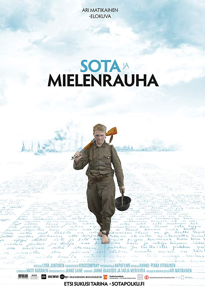 Films from Finland: Sota ja mielenrauha (War and Peace of Mind) @ Swedish Club